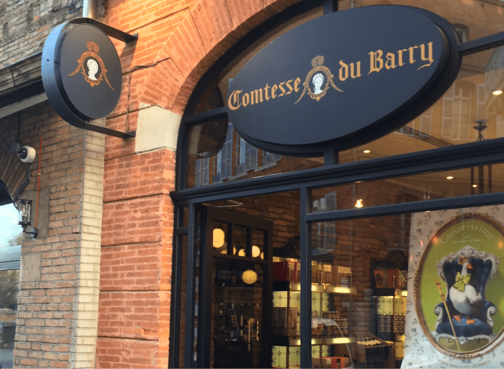 Comtesse du Barry cover - Arnaud Le Roux - Directeur Artistique Digital & Développeur Front-End