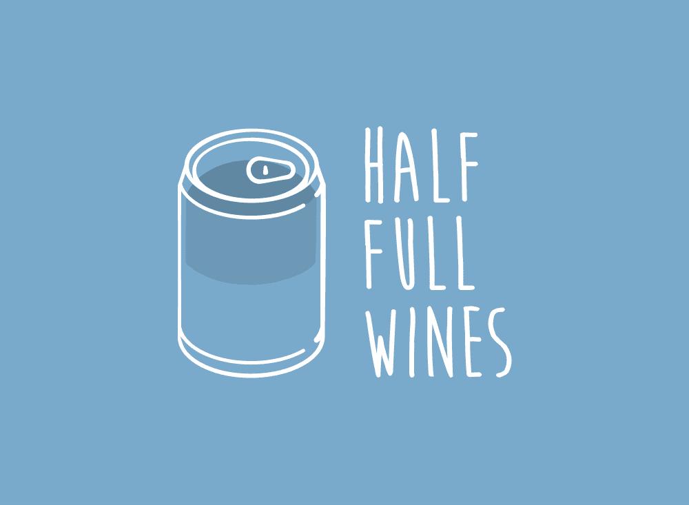 Half Full Wine cover - Arnaud Le Roux - Directeur Artistique Digital & Développeur Front-End