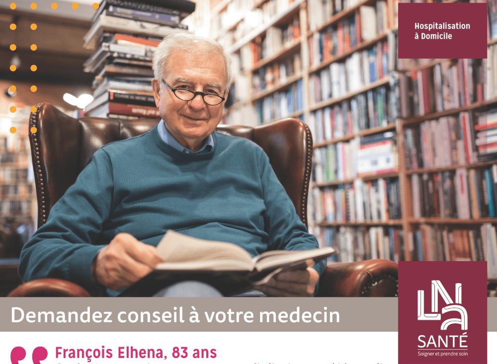 LNA Santé cover - Arnaud Le Roux - Directeur Artistique Digital & Développeur Front-End