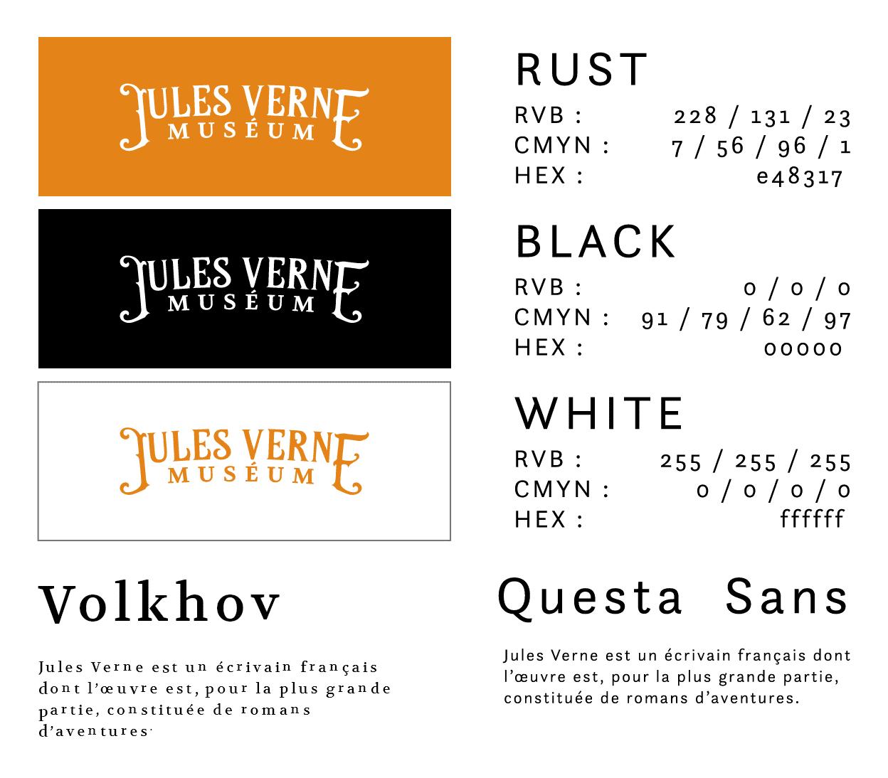Musée Jules Verne 3 - Arnaud Le Roux - Directeur Artistique Digital & Développeur Front-End
