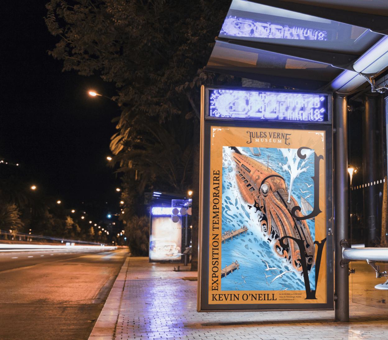 Musée Jules Verne 5 - Arnaud Le Roux - Directeur Artistique Digital & Développeur Front-End