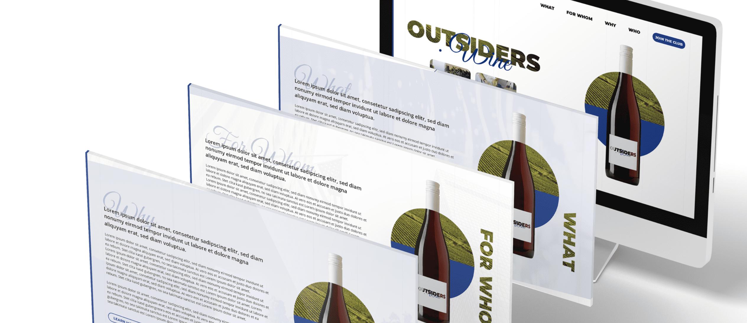 Outsiders.wine 3 - Arnaud Le Roux - Directeur Artistique Digital & Développeur Front-End