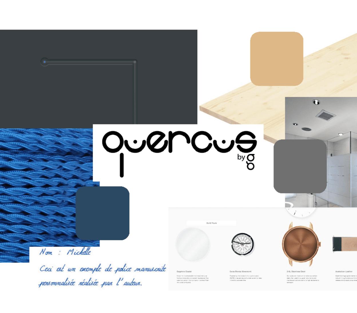 Quercus 2 - Arnaud Le Roux - Directeur Artistique Digital & Développeur Front-End