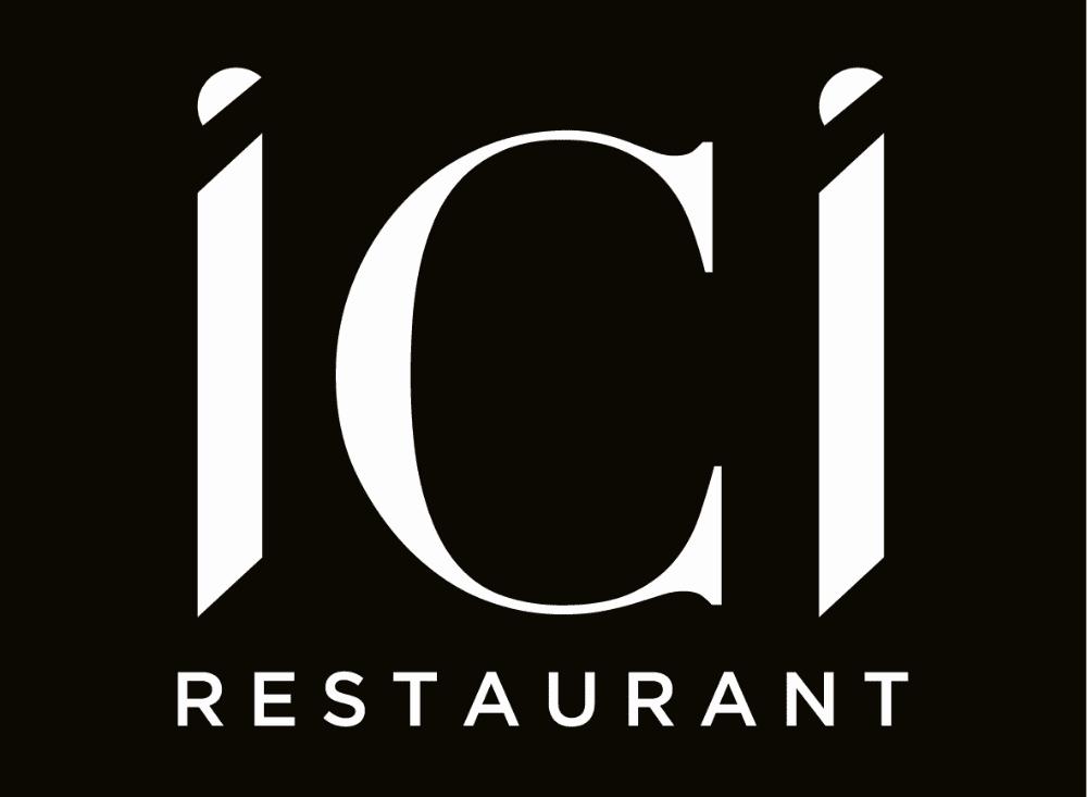 Restaurant ICI cover - Arnaud Le Roux - Directeur Artistique Digital & Développeur Front-End