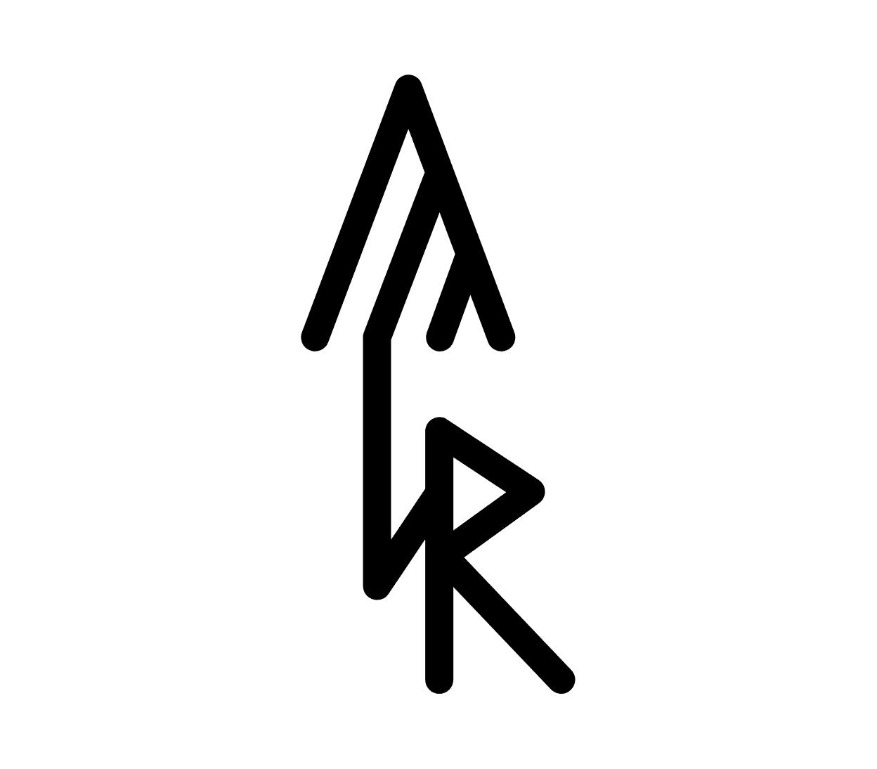 Typographie ALR 1 - Arnaud Le Roux - Directeur Artistique Digital & Développeur Front-End