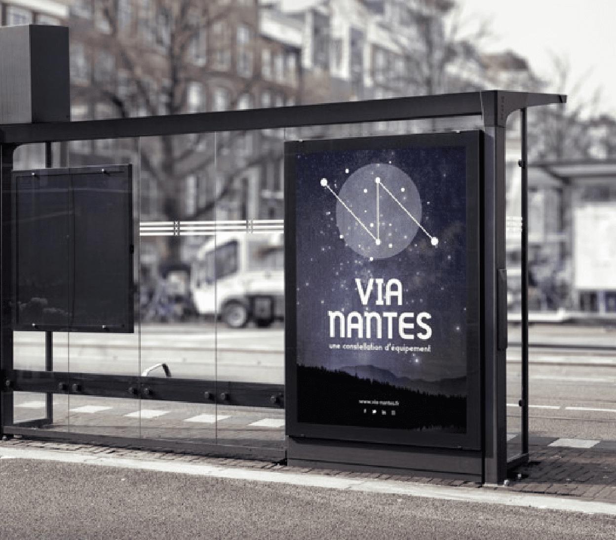 Via Nantes 8 - Arnaud Le Roux - Directeur Artistique Digital & Développeur Front-End